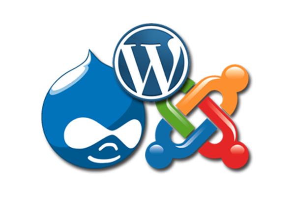 wordpress-joomla-drupal-cms-websites