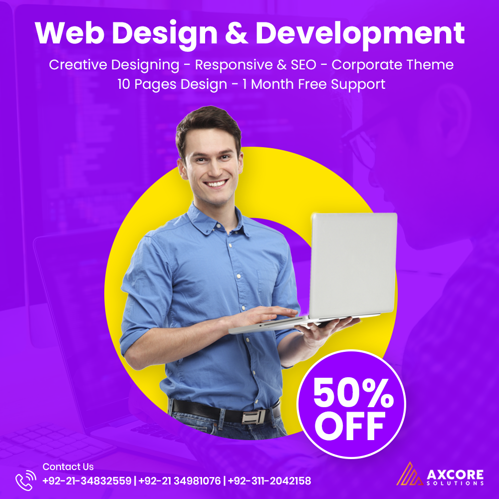 Web Designand Development
